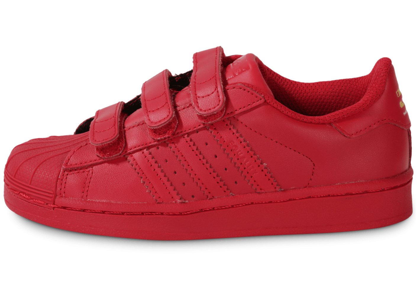 adidas superstar rouge scratch en France