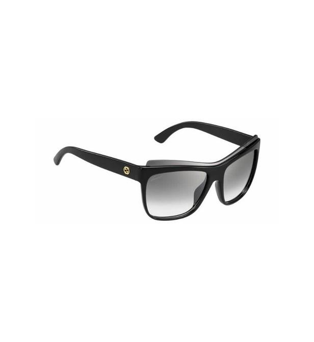 lunette de gucci pas cher,lunettes soleil gucci millionaire prix,lunette de soleil  gucci attirance. Gucci - Gg-0137-S 003 Ruthénium - Lunettes de soleil . 624df44e761